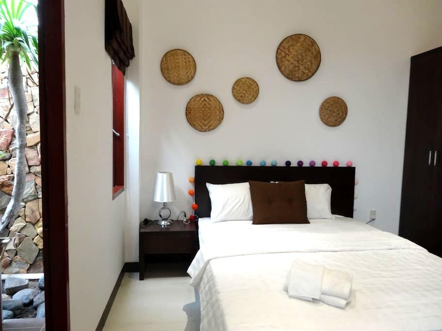 Chambre double avec Baignoire, French Mandarine - tp. Nha Trang - Bed & Breakfast