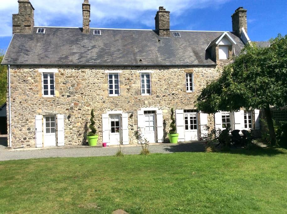 la Maison du sculpteur - Coutances - Haus