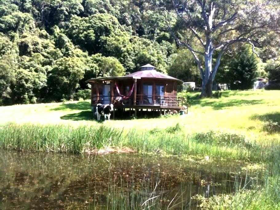 The Yurt with a view - Jaspers Brush - Khemah Yurt