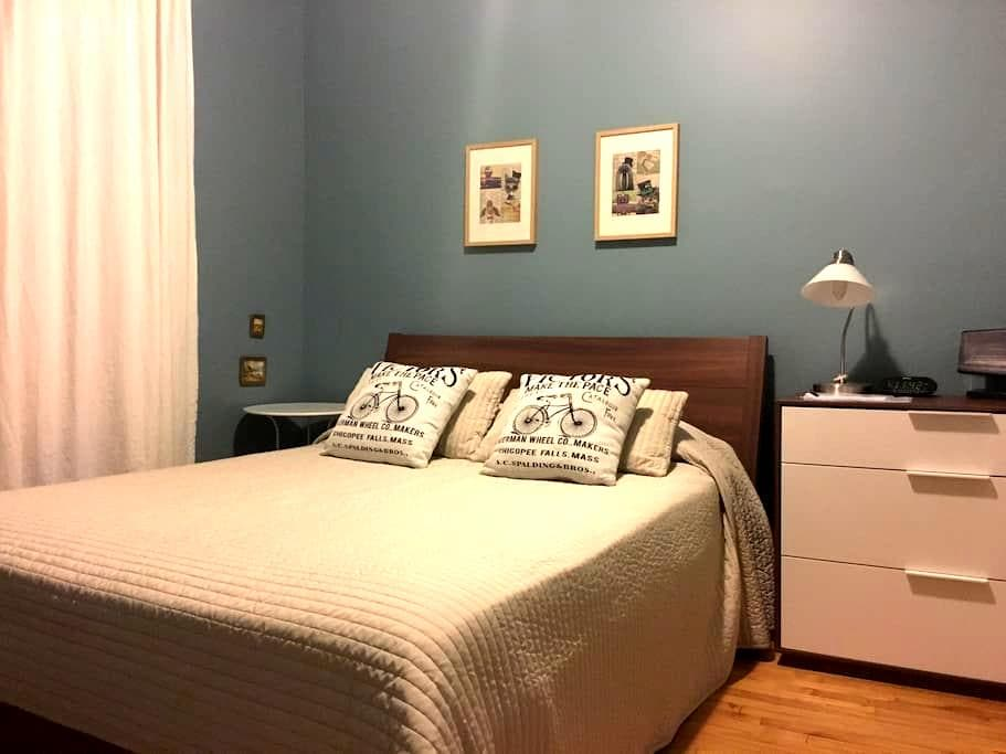 Comfort bedroom with terrace - Montréal - Huoneisto