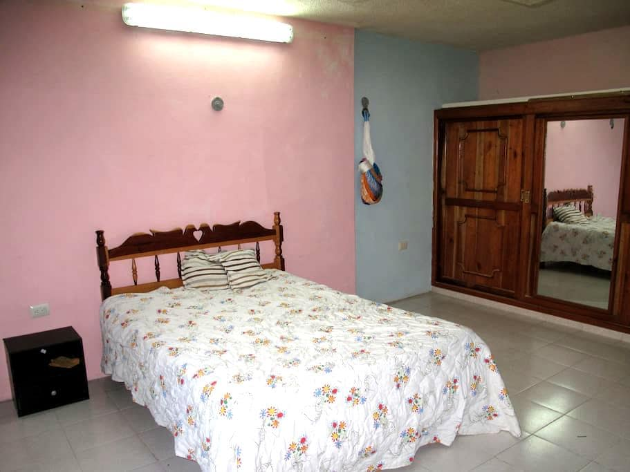 III. 1BD/1BA, Pool, Kitchen Access, Beach 40m - Progreso - House