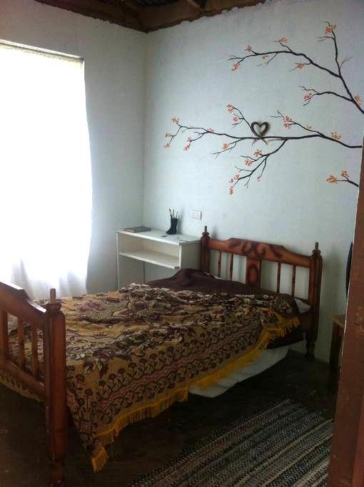 Casa de Evan en el Bosque Nuboso. . - Cañitas - Casa
