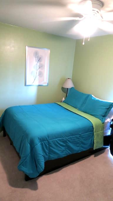The Green Room - La Mesa - Wohnung
