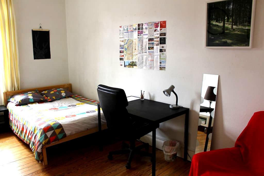Chambre meublée proche gare/centre - Metz - Appartement