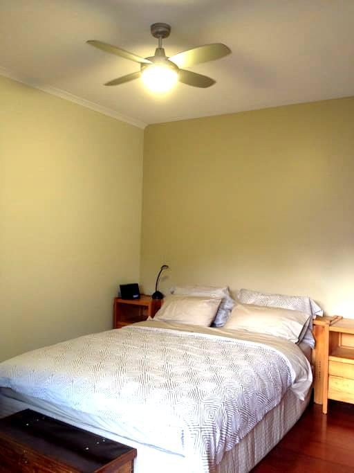 Self contained room with ensuite - Millswood