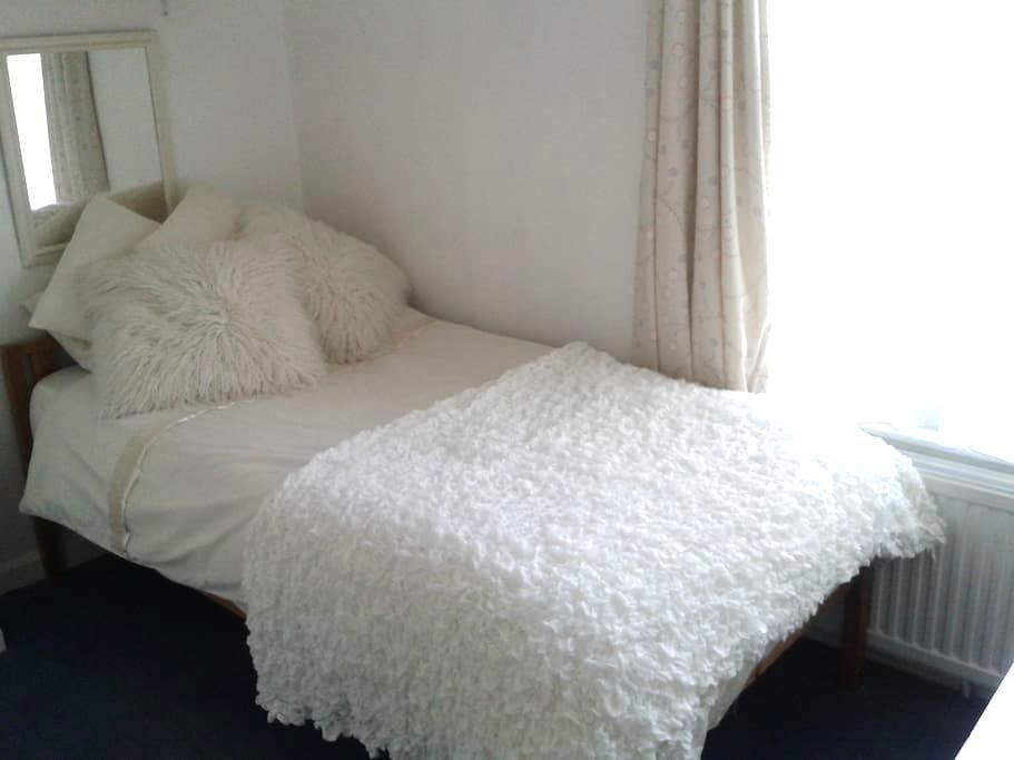 Cosy single room in Colyton, Devon. - Colyton - House