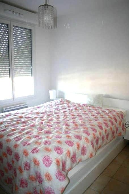 Chambres à la campagne espace privé - Meauzac - Haus