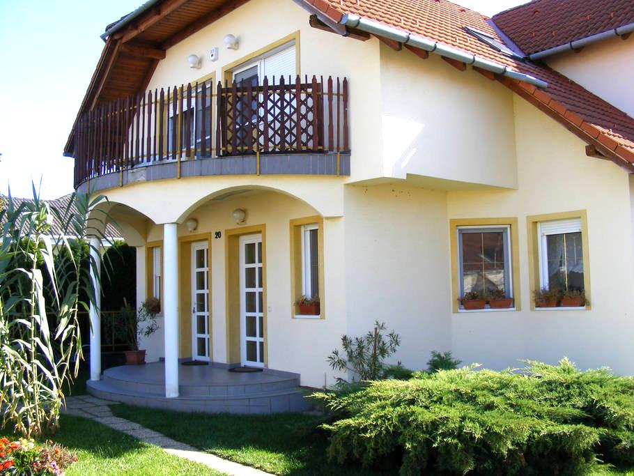 Thermalapartment  for 2-6 persons - Bük