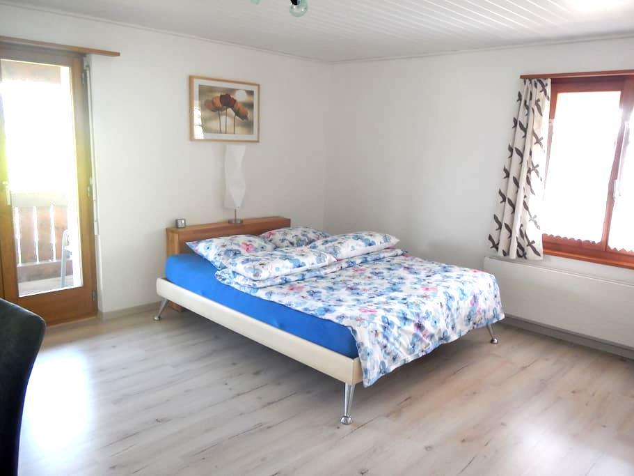 Duplex-Wohnung mit Sitzplatz für 1-4 Personen - Kappelen