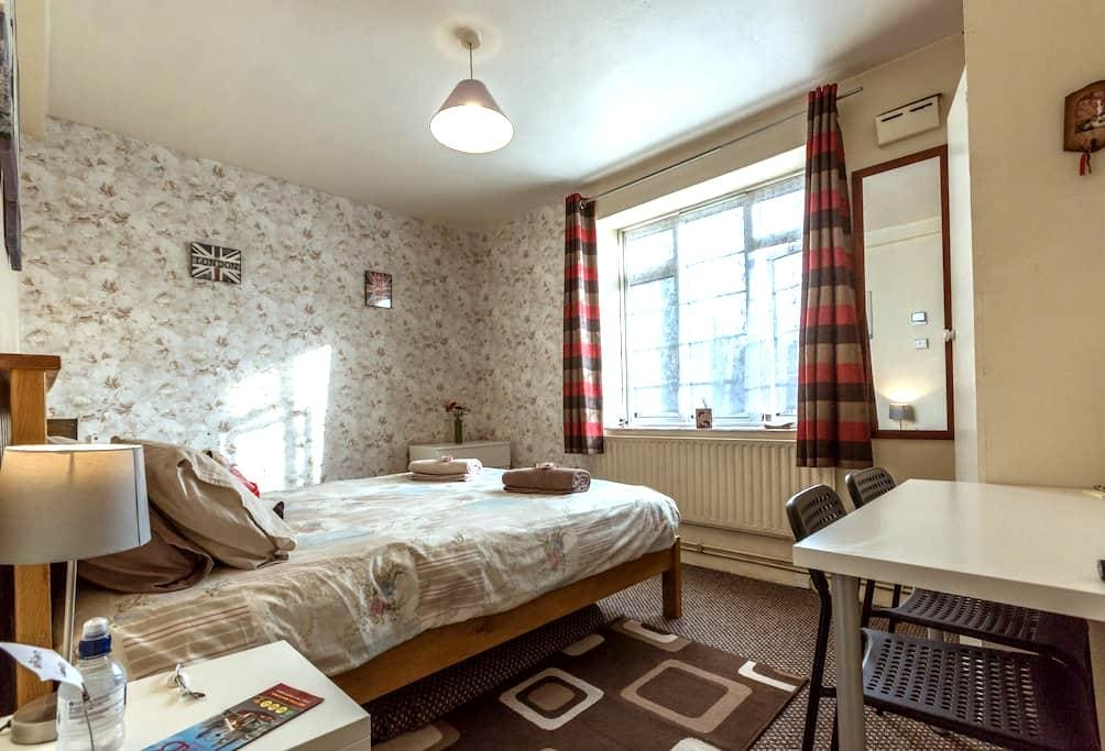 Spacious Double Room in Central London - London - Wohnung