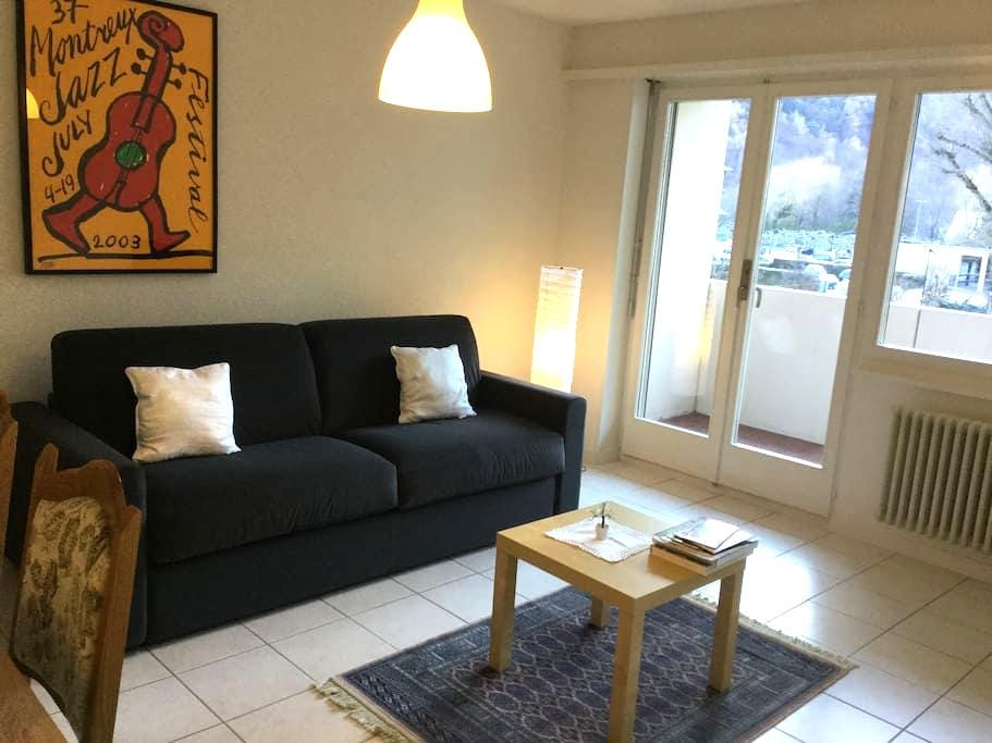 Appartement Octodurien - Martigny - Apartment