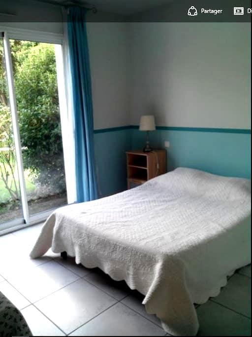 Agréable chambre au calme, ouvrant sur le jardin - Saint-Maur-des-Fossés - Dom