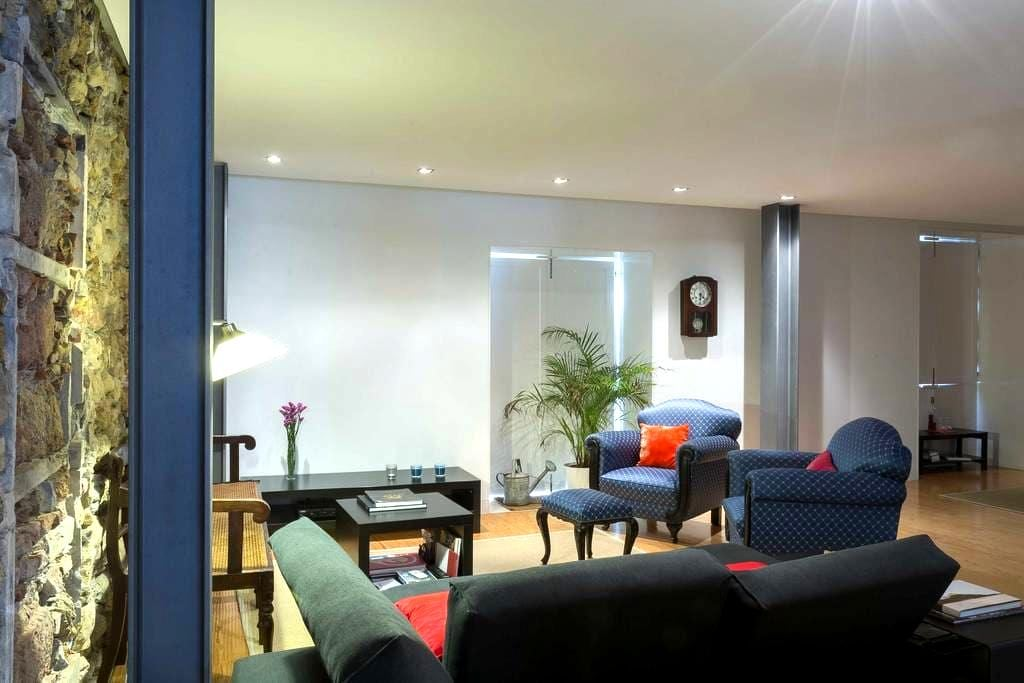 3 room TOP aptm @Historical Center - Coimbra - Apartamento