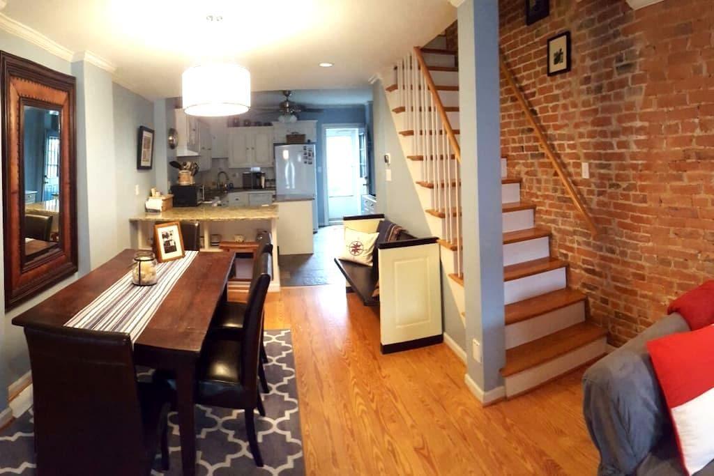 Nautical Flair - Baltimore - Apartamento