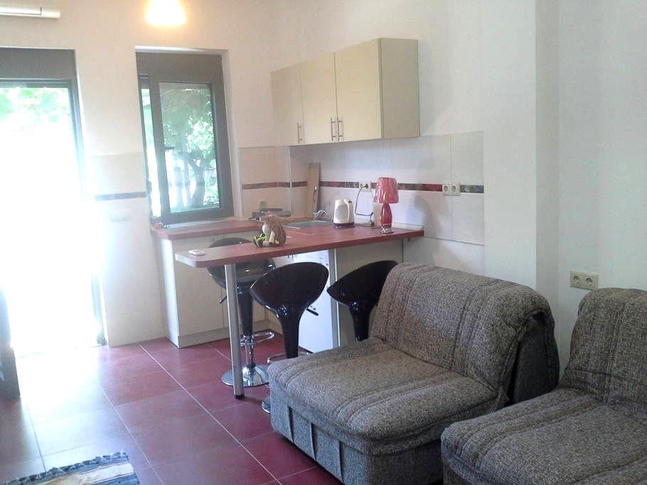Ваш уголок Черногории - Sutomore - Apartment