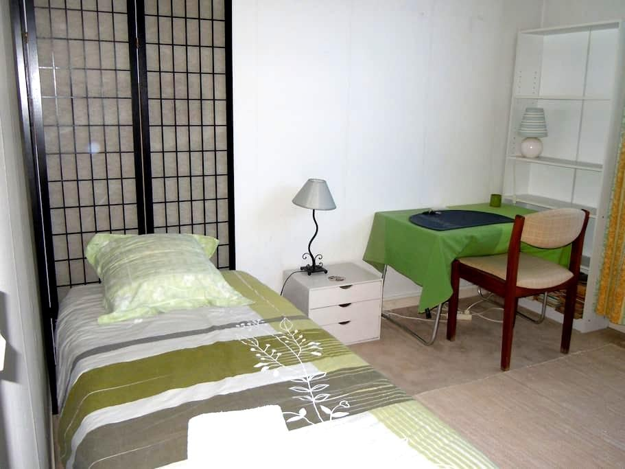 COMFORTABLE ACCOMMODATION  IN CERGY - Cergy - Apartamento