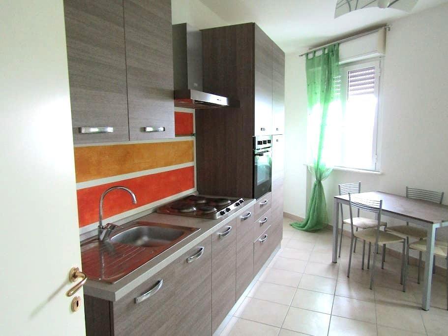 Appartamento zona strategica per 5 terre e La Spez - Ceparana - Wohnung