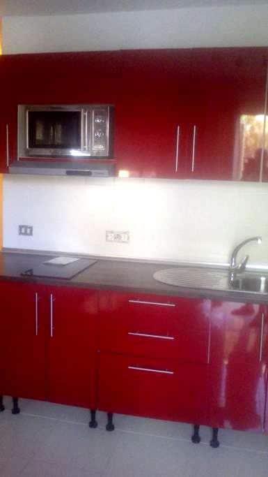 appartamento comodo y equipado - Costa de Antigua