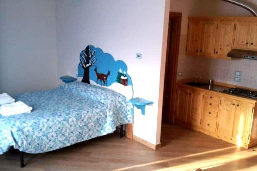 """Suite Miniappartamento """"Inverno"""" - Monterenzio - Flat"""