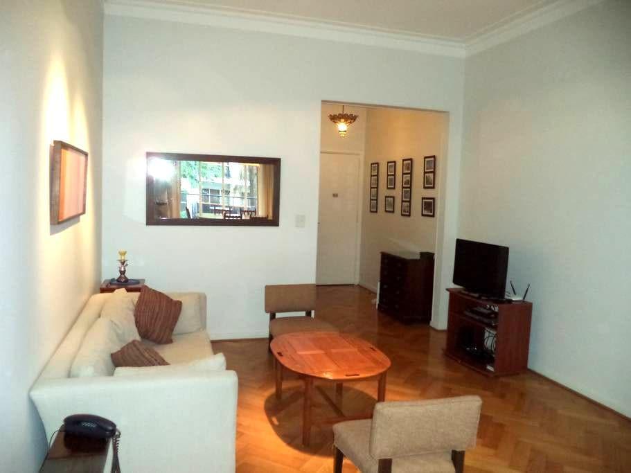 Private Room in Recoleta - Buenos Aires - Leilighet