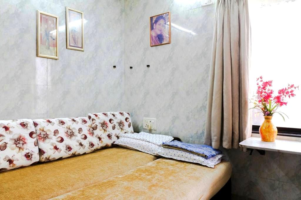 Private Room 1 Powai, Mumbai, INDIA - Mumbai - Inap sarapan