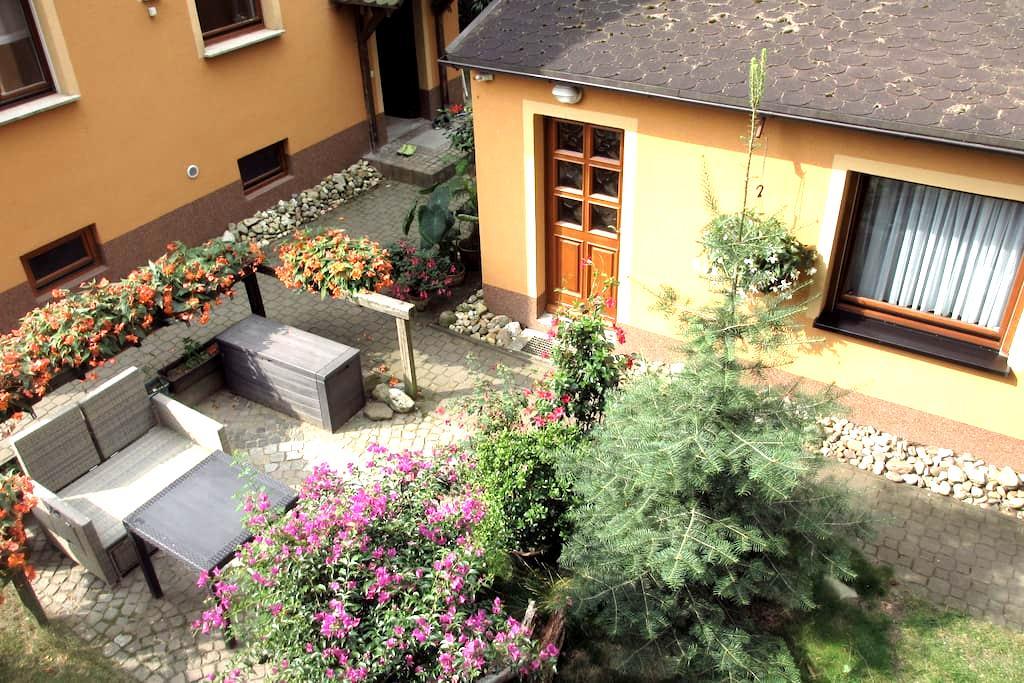1-Raum Wohnung im Grünen - Leipzig - House