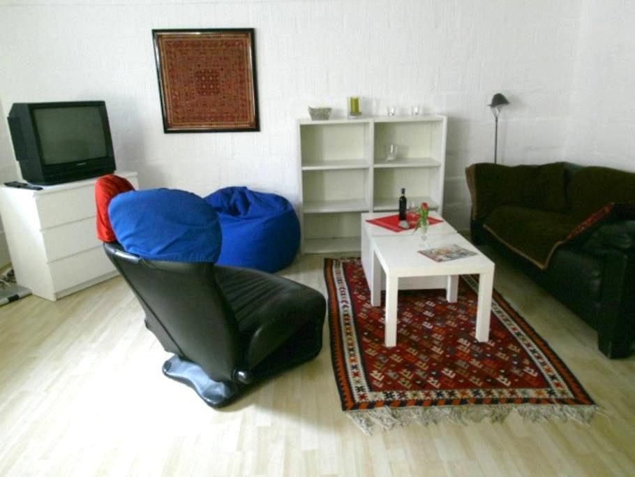 Wohnung im Souterrain - Göttingen