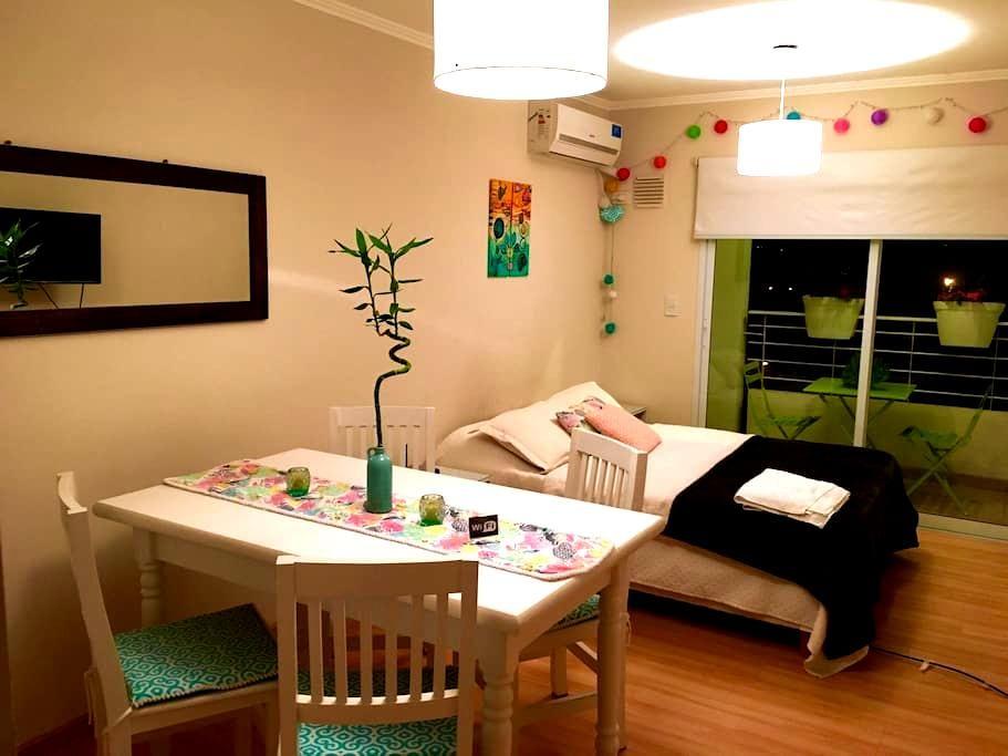 MONOAMBIENTE AMPLIO y NUEVO en ROSARIO - Rosario - Apartment