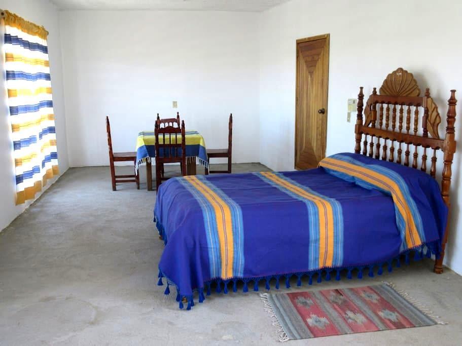 Habitacion con hermosa vista. - Teotitlán del Valle - Casa