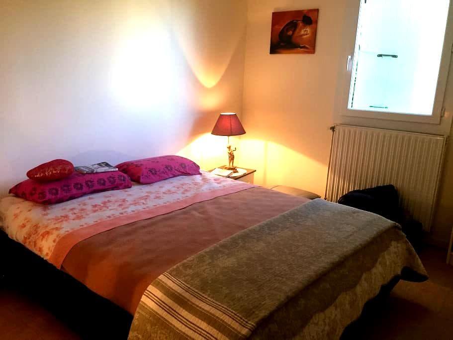 Chambre pour deux personnes - Cannes - Apartment