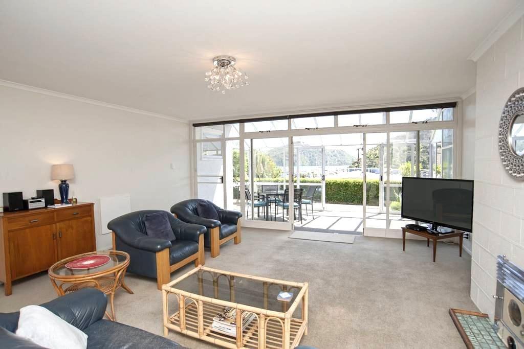 Seaview Apartment - Picton - Apartament