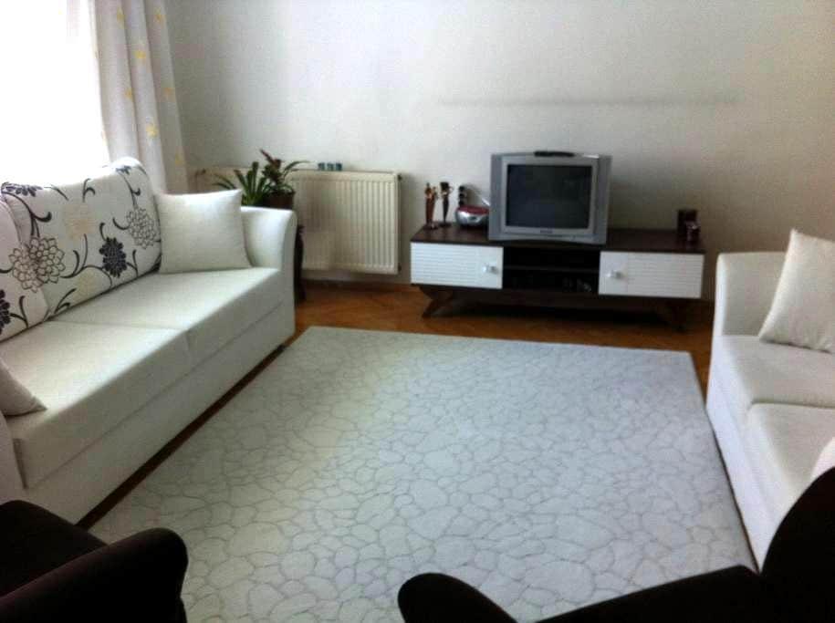 Room near to Kızılay Oda merkezde - Ankara/Çankaya/Dikmen - Lejlighed