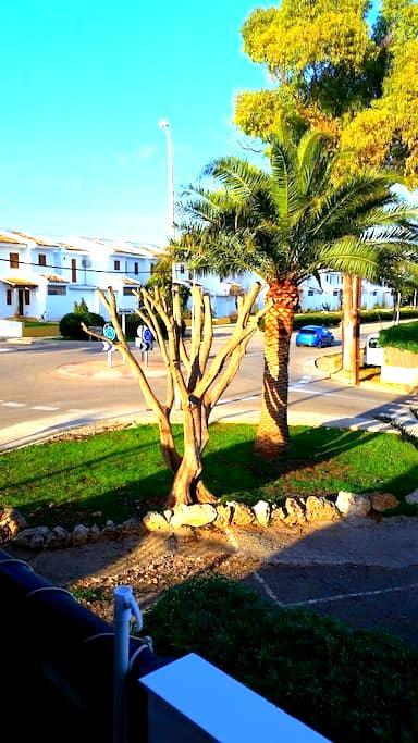 2 Zi.-Whg. 1.Stock ca. 600 meter zum Strand - Cala Millor - Apartament