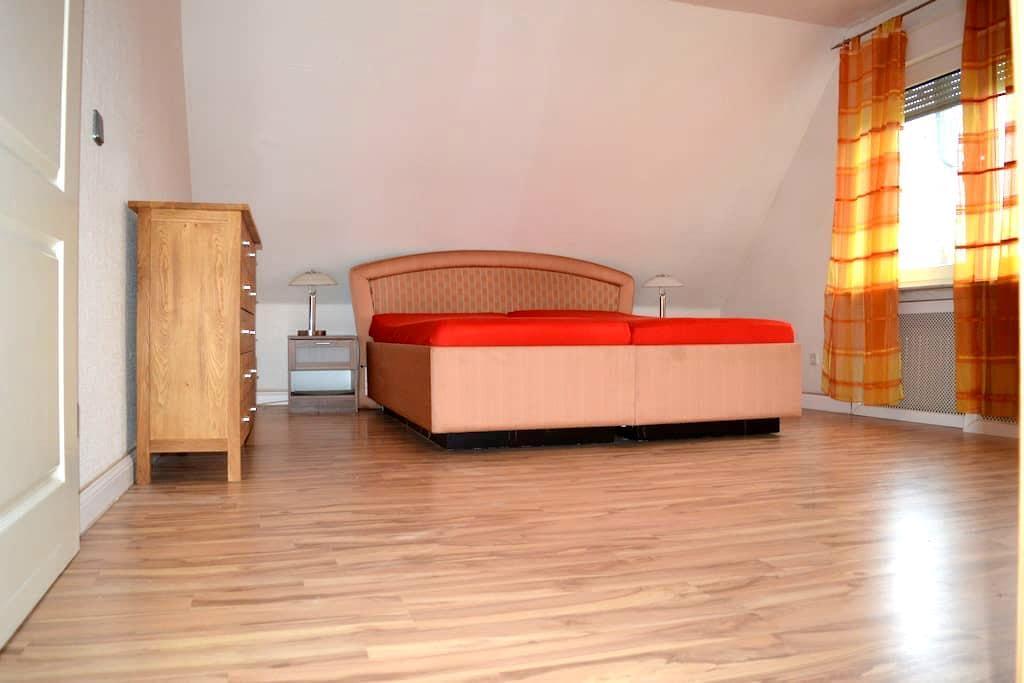 Zwei Etagen Wohnung - Grevenbroich - Apartemen