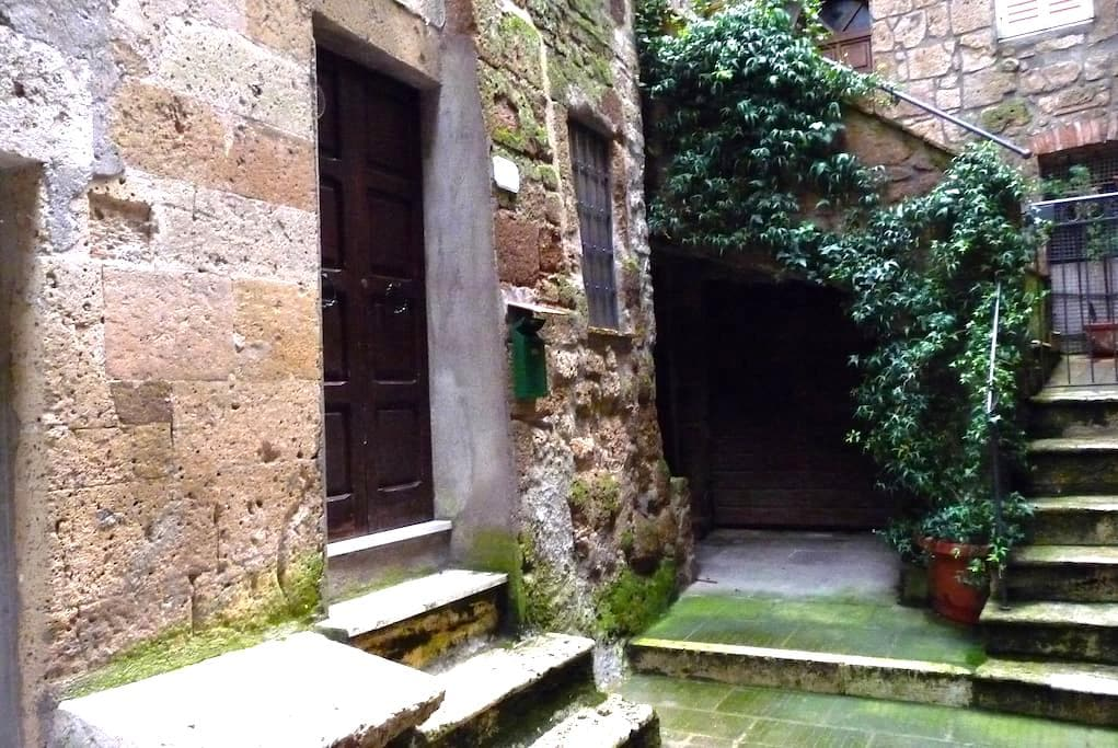 Appartamento su due livelli - Pitigliano - Huis