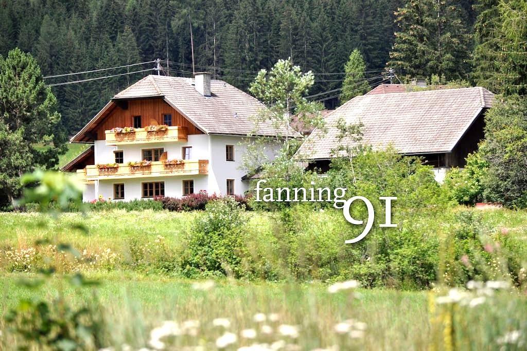 Fanning91/eins - Mariapfarr - อพาร์ทเมนท์