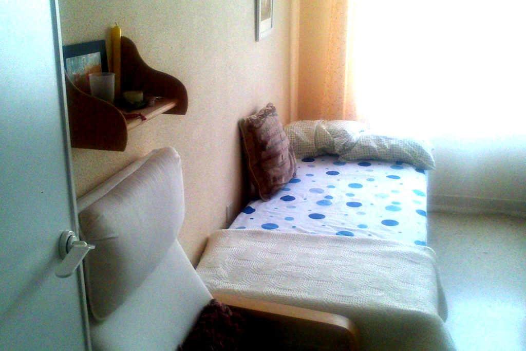 Habitación con dos camas - Cáceres