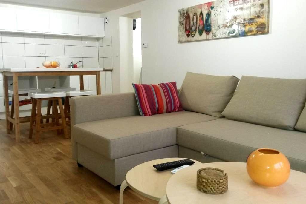 appartement tt équipé proche Metz - Courcelles-Chaussy - Apartamento
