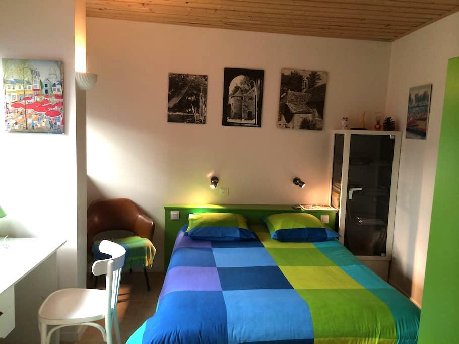 chambre autonome dans cour privée  - Clermont-Ferrand - Rumah