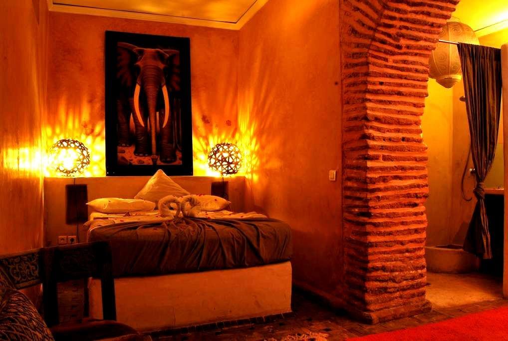 An African Adventure - Marrakesh