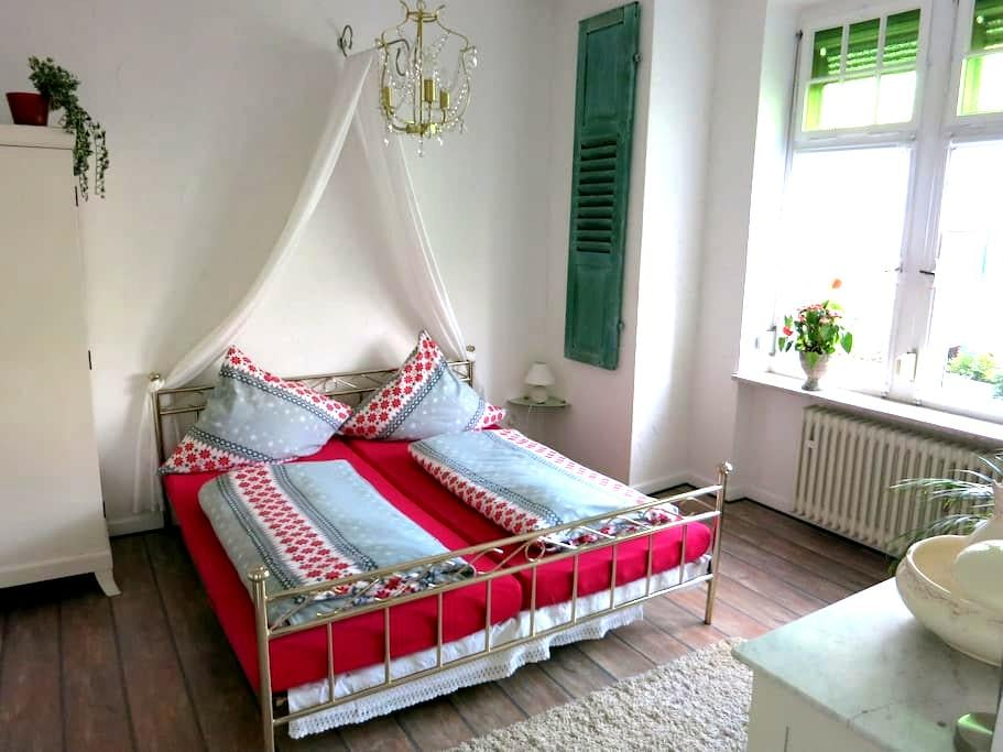Spacious apartment near Rheinsteig - Rengsdorf - Flat