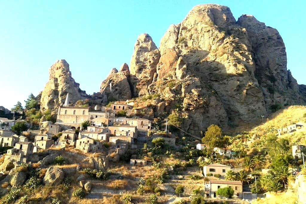 Apt in Calabria near Aspromonte - Chorio