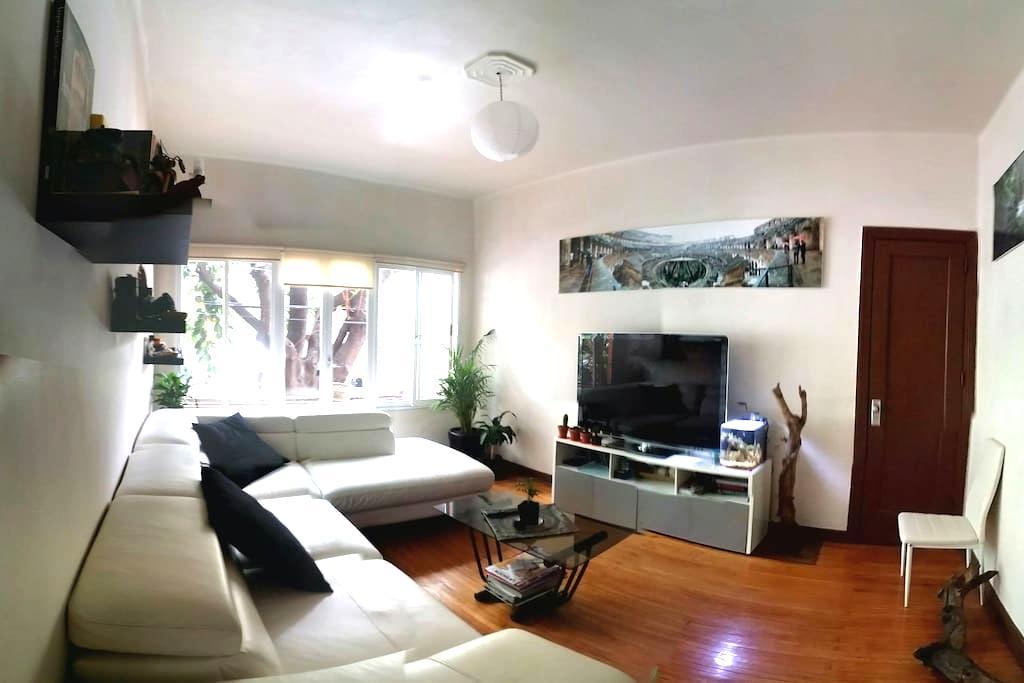 Modern and cozy apartment at Condesa´s heart - Ciudad de México - Lejlighed