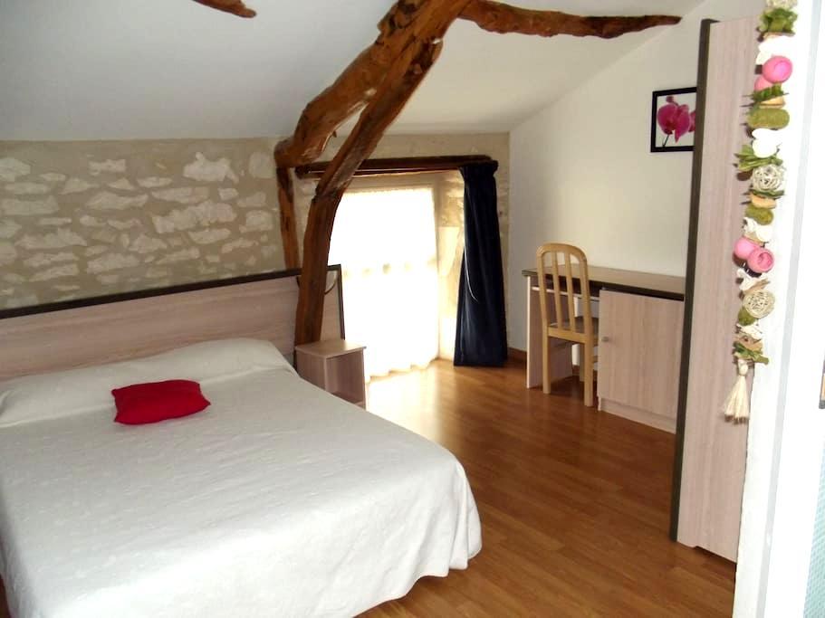 Chambres d'hôtes  LE VINAGROU - Concots - Dům pro hosty