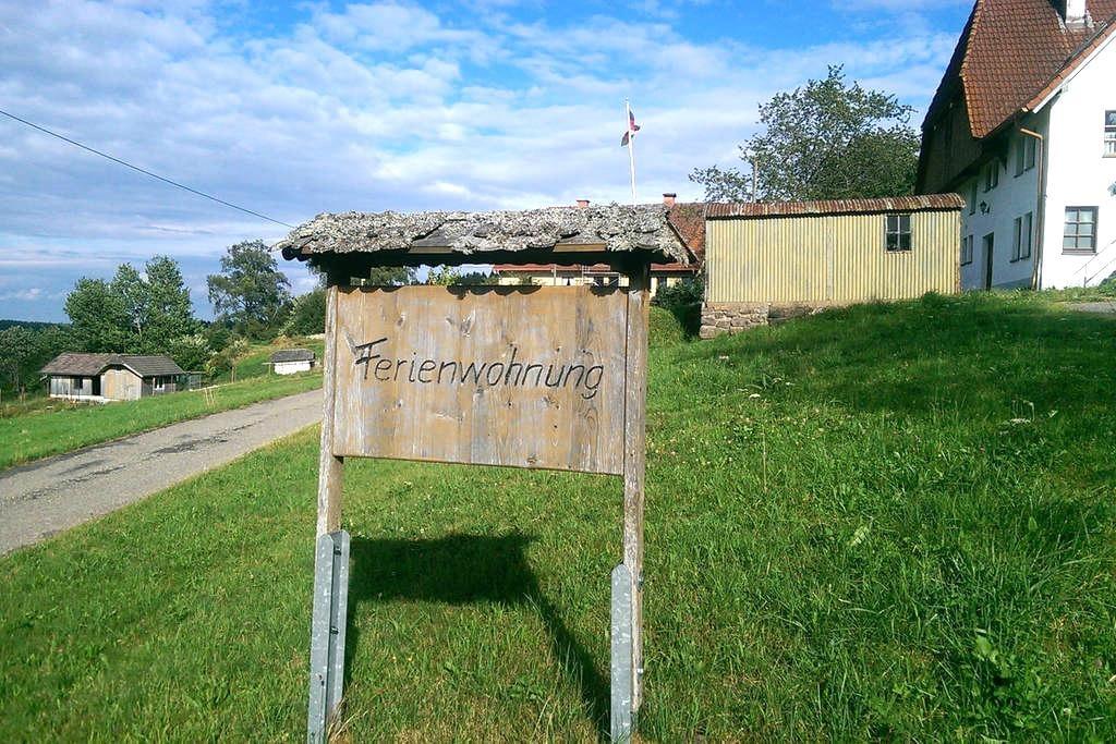 Appartement im Schwarzwald - Sankt Georgen