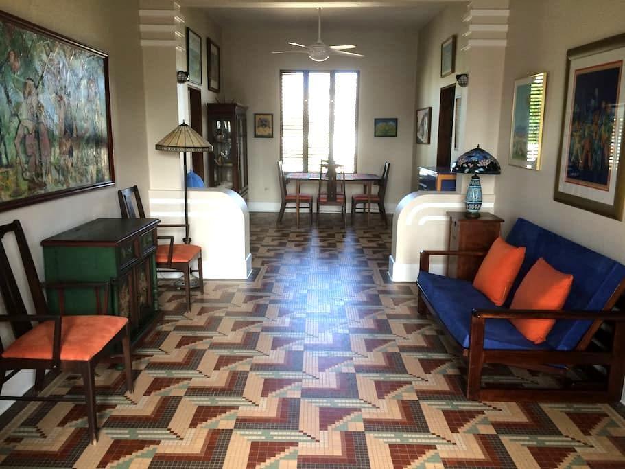 Red Room - Art Deco Paradise - San Juan - Wohnung