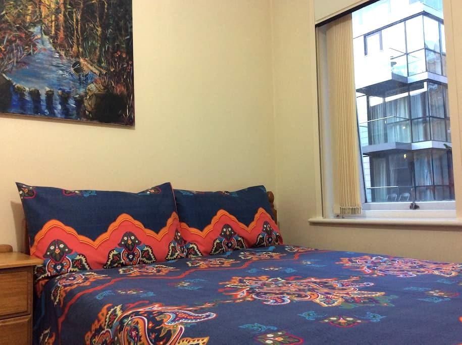 COSY Central London Double Bed Room ZONE 1 - Lontoo - Huoneisto