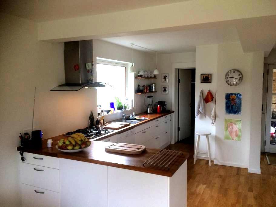 Private Room, Værløse - Værløse - Casa