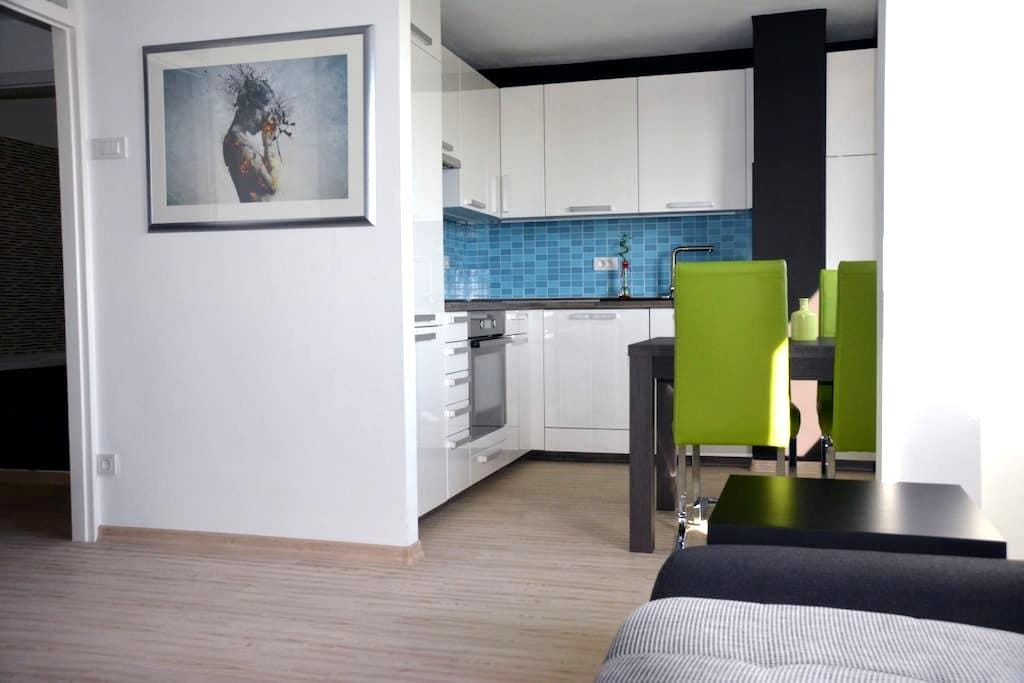 Awesome apartment at an awesome location - ลูบลิยานา