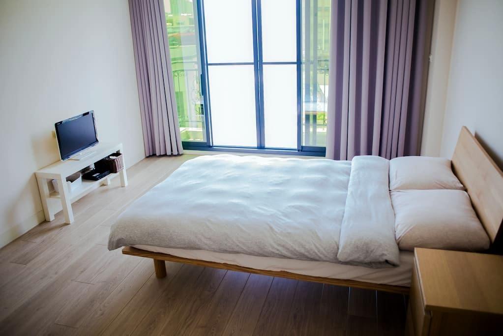 Tainan Finn House 2-3人房 - East District